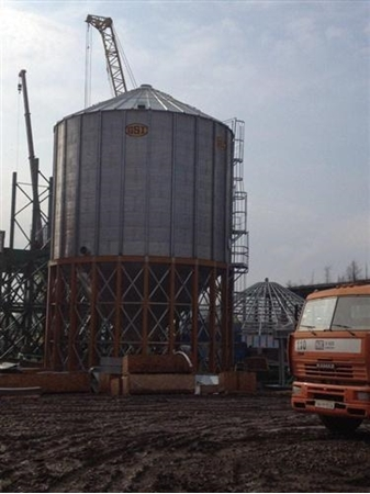 Compound feed industry enterprise with a capacity of 30 tons per hour, Uman, Cherkassy region