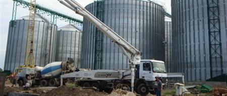 Granary per 80,000 ton of grain, Ivkovtsy village, Chernigov region