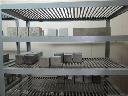 Хранение образцов бетона бетон активом